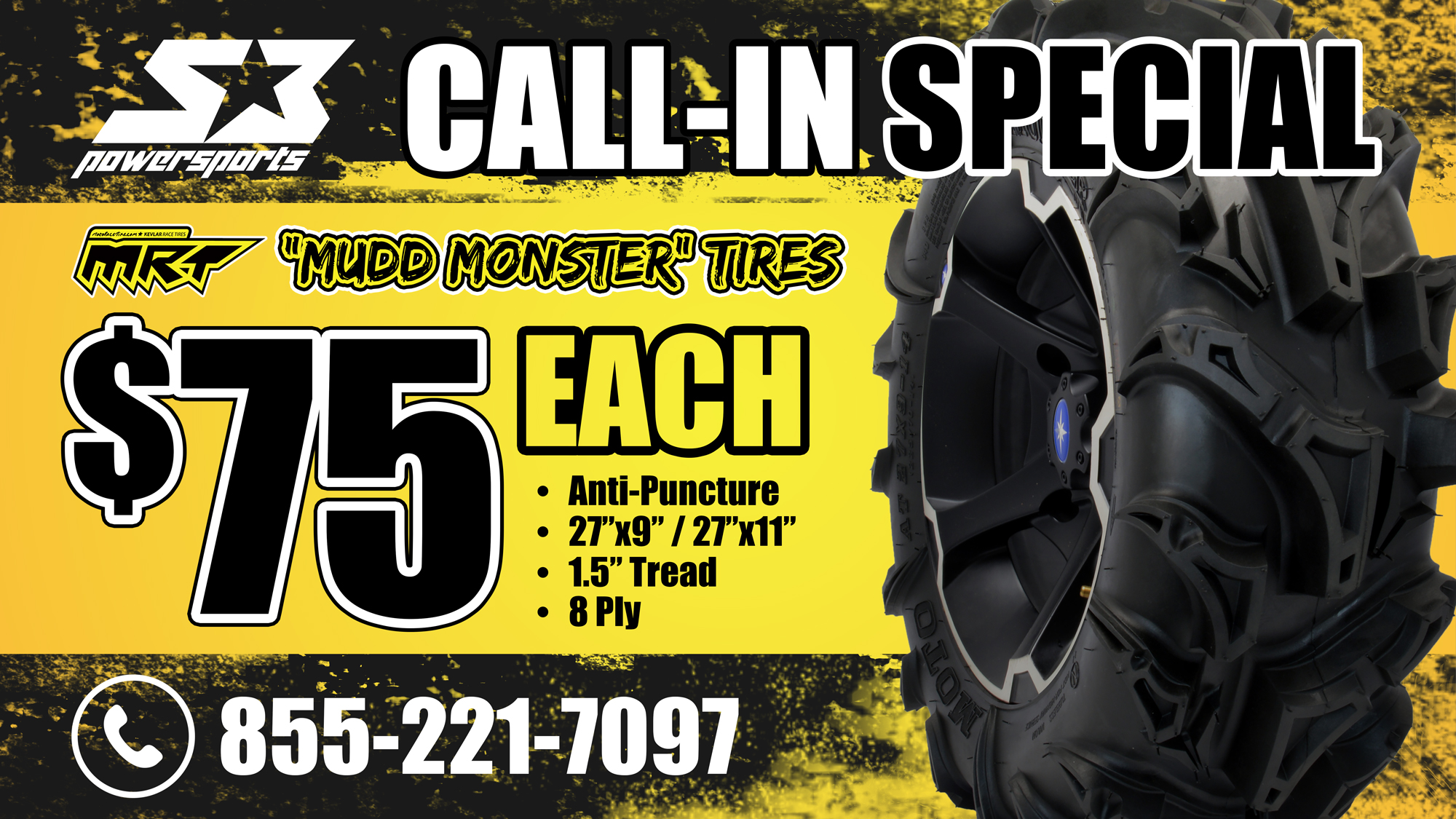 Call-In Special!